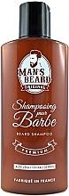 Perfumería y cosmética Champú de barba con extracto de aloe vera - Man's Beard Shampooing Pour Barbe Premium