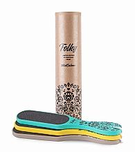 Perfumería y cosmética Set limas de uñas de grano 80/120 - MiaCalnea Folky