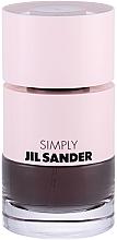 Perfumería y cosmética Jil Sander Simply Poudree Intense - Eau de parfum