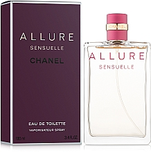 Perfumería y cosmética Chanel Allure Sensuelle - Eau de toilette