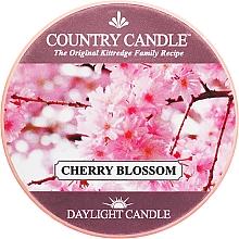 Perfumería y cosmética Vela perfumada con sándalo & vainilla dulce - Country Candle Cherry Blossom