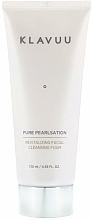 Perfumería y cosmética Espuma de limpieza facial revitalizante con extracto de perlas coreanas - Klavuu Pure Pearlsation Revitalizing Facial Cleansing Foam
