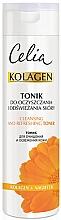 Perfumería y cosmética Tónico limpiador refrescante con colágeno - Celia Collagen Cleansing Tonic