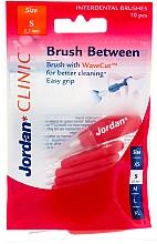 Perfumería y cosmética Cepillos interdentales 0,5mm mini 10uds. - Jordan Interdental Brush