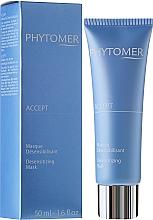 Perfumería y cosmética Mascarilla facial con extracto de levadura - Phytomer Accept Desensitizing Mask