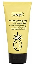 Perfumería y cosmética Mousse corporal con piña - Ziaja Pineapple Body Foam