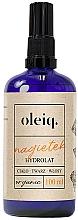 Perfumería y cosmética Hidrolato para cuerpo, rostro y cabello de caléndula - Oleiq Hydrolat Calendula