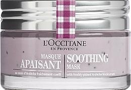 Perfumería y cosmética Mascarilla facial calmante con grosellas negras - L'Occitane Soothing Mask