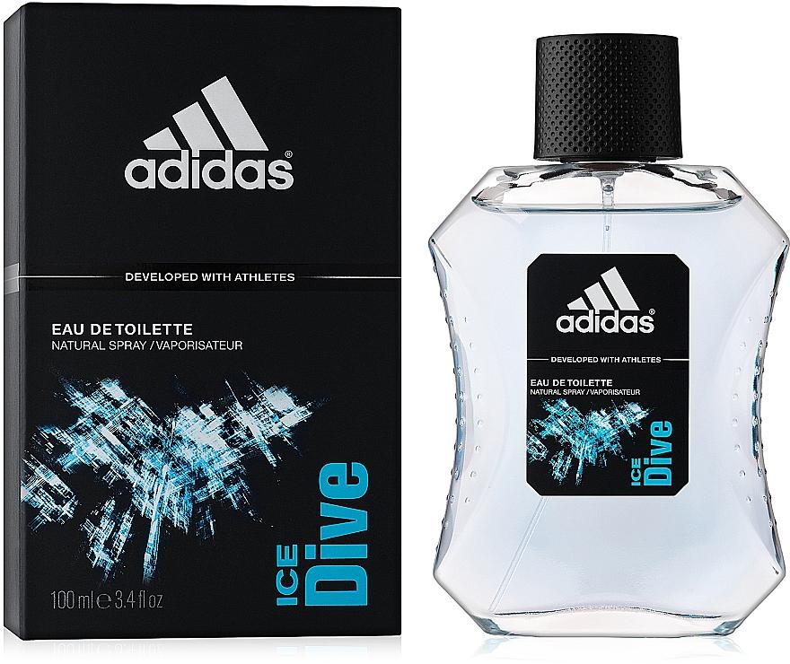 Adidas Ice Dive - Eau de toilette — imagen N2