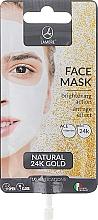 Perfumería y cosmética Mascarilla facial iluminadora con partículas de oro - Lambre Natural 24K Gold Face Mask