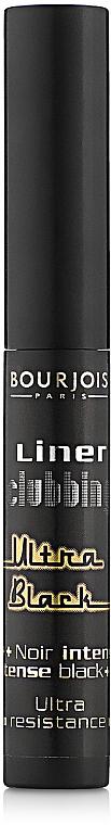 Delineador de ojos - Bourjois Liner Clubbing Ultra Black — imagen N1