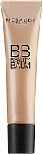 Perfumería y cosmética BB bálsamo facial hidratante y protector con filtro solar, acabado natural y luminoso - Mesauda Milano BB Beauty Balm