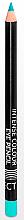 Perfumería y cosmética Lápiz de ojos intenso suave de larga duración - Affect Cosmetics Intense Colour Eye Pencil