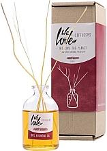 Perfumería y cosmética Difusor 100% aceite esencial con jarroncito - We Love The Planet Warm Winter Diffuser