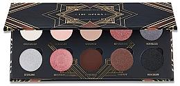 Perfumería y cosmética London Copyright Magnetic Eyeshadow Palette The Opera - Paleta de sombras de ojos