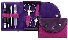 Perfumería y cosmética Kit de manicura, 6 piezas - DuKaS Premium Line PL 216FR