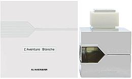 Perfumería y cosmética Al Haramain L'Aventure Blanche - Eau de Parfum