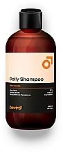 Perfumería y cosmética Champú natural de uso diario con aloe vera - Beviro Daily Shampoo