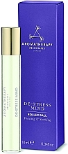 Perfumería y cosmética Aceite corporal roll-on relajante - Aromatherapy Associates De-Stress Mind Roller Ball