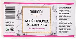 Perfumería y cosmética Toallita facial de muselina - Mohani