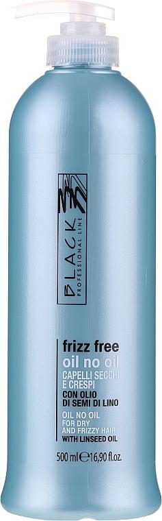 Fluido antiencrespamiento para cabello rebelde - Black Professional Line Anti-Frizz