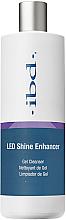 Perfumería y cosmética Eliminador de residuos de uñas de gel con brillo - IBD LED Shine Enhancer Gel Cleanser
