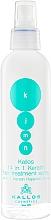 Perfumería y cosmética Spray para cabello con queratina y aceite de coco - Kallos Cosmetics Keratin Spray
