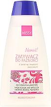 Perfumería y cosmética Quitaesmalte de uñas con lanolina y ácido de frutas - Pharma Missy