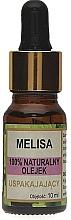 Perfumería y cosmética Aceite de melisa 100% natural - Biomika Melisa Oil