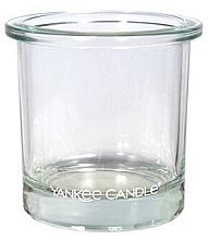 Perfumería y cosmética Portavelas de cristal incoloro - Yankee Candle POP Clear Tealight Votive Holder