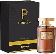 Perfumería y cosmética Al Haramain Portfolio Imperial Oud - Eau de parfum