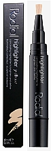Perfumería y cosmética Iluminador facial con cepillo aplicador - Rodial Highlighter