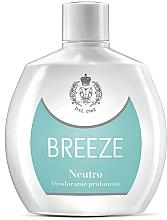 Perfumería y cosmética Breeze Neutro - Desodorante perfumado sin gas ni alcohol