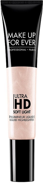 Make Up For Ever Ultra HD Soft Light Liquid Highlighter - Iluminador líquido | Makeup.es