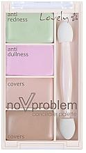 Perfumería y cosmética Paleta de correctores - Lovely No Problem Corector