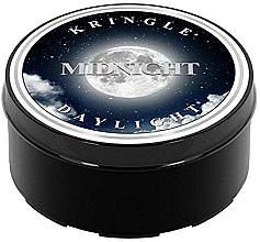 Perfumería y cosmética Vela de té con aroma amaderado - Kringle Candle Midnight Daylight