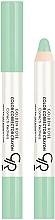 Perfumería y cosmética Lápiz corrector de imperfecciones - Golden Rose Color Corrector Crayon