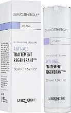 Perfumería y cosmética Crema facial revitalizante con glicerina - La Biosthetique Dermosthetique Anti-Age Traitement Regenerant