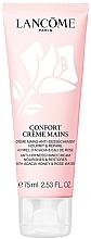 Perfumería y cosmética Crema de manos nutritiva con extracto de miel de acacia y agua de rosas - Lancôme Confort