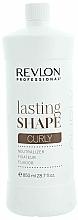 Perfumería y cosmética Loción para permantente rizada - Revlon Professional Lasting Shape Curly Lotion Neutralizer