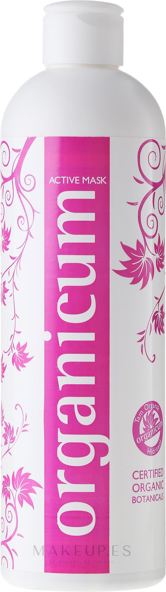 Mascarilla capilar nutritiva con aceite de lavanda - Terapi Organicare Mask — imagen 350 ml