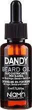 Perfumería y cosmética Aceite con argán para barba y bigote - Niamh Hairconcept Dandy Beard Oil