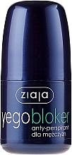 Perfumería y cosmética Desodorante antitraspirante roll-on con menta - Ziaja Anti-perspirant for Men