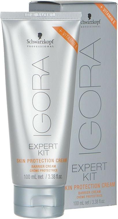 Crema protectora hidratante para la piel con vitamina E - Schwarzkopf Professional Igora Skin Protection Cream — imagen N2