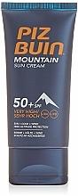 Perfumería y cosmética Crema facial de protección solar - Piz Buin Mountain Sun Cream SPF50