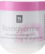 Perfumería y cosmética Crema corporal con glicerina de rosa a base de aceites y grasas naturales - Hegron Body Cream