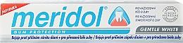 Perfumería y cosmética Pasta dental blanqueadora - Meridol Gentle White