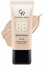 Perfumería y cosmética BB crema - Golden Rose BB Cream Beauty Balm