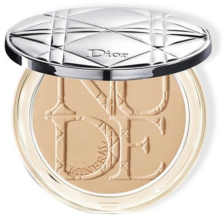 Polvos matificantes con minerales - Dior Diorskin Mineral Nude Matte Powder