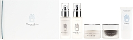 Perfumería y cosmética Set facial - Omorovicza Discovery Set (mascarilla limpiadora/15ml + tónico/30ml + bálsamo limpiador/15 ml + espuma /30ml + crema/30ml)